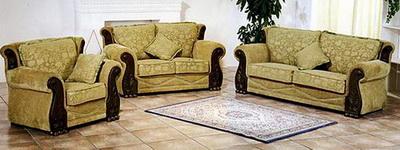 Soft sofa anteroom