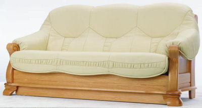 Sofa 3D Model of old people