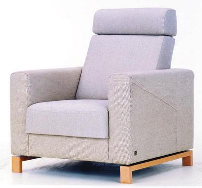 Hoar soft armchair