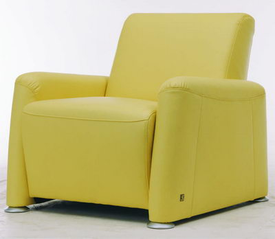 Snug single sofa