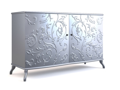 Other European furniture 3D models 1-4 models