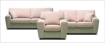 Modern Sofa 3D Model of 5-5, paragraph (OBJ format)