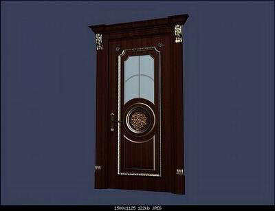 European Style Doors 3 Models