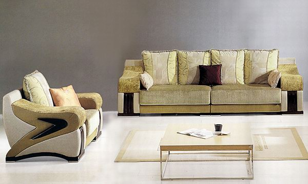Fabric Sofa Combination-2