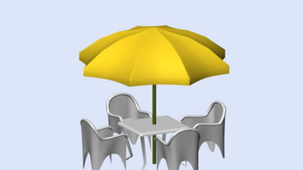 Open-air, beaches, parks chair