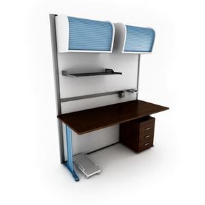 Fashion boutique desk combination8-6