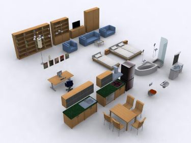 Modern furniture   !1-3