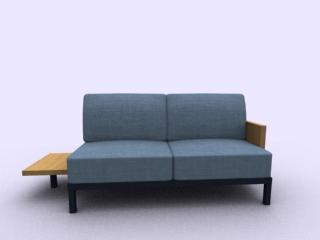 Safa   for ,3d stylish modern furniture models for  in 19 cases