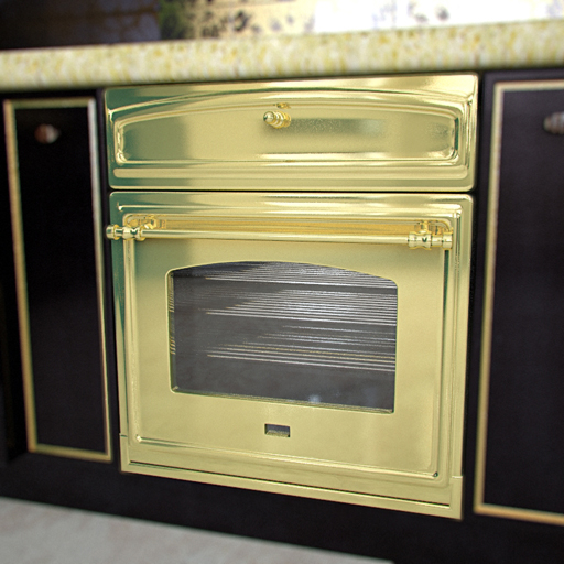 Aureate oven 3D models