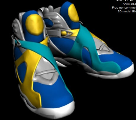 Basketball Shoes Free Download