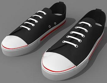 Board Shoes model of leisure