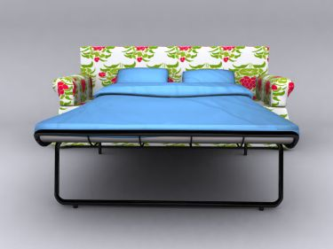 Color sofa bed