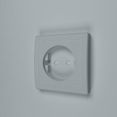Switch Socket 3D Model of 3-4 months
