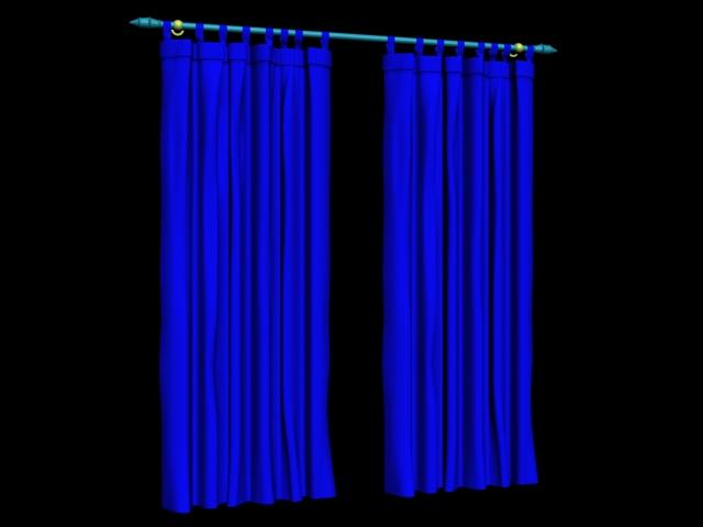 Rome-curtain