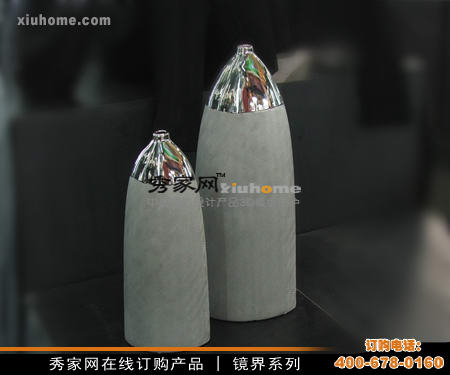 Stainless steel mirror bullet adornment 3D models