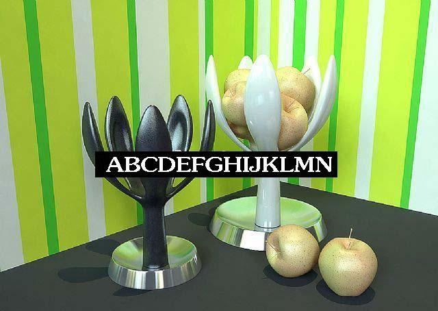 Modern and stylish furnishings