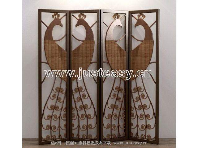 Exotic wood partition wall characteristics