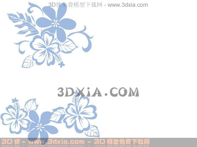 Blue wallpaper patterns