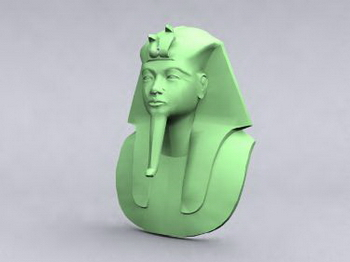 Pharaoh decorations Model