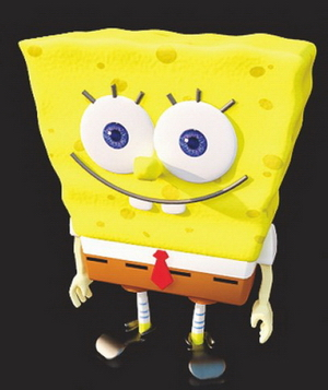 SpongeBob SquarePants 3D Models