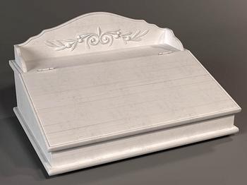 European print media box model