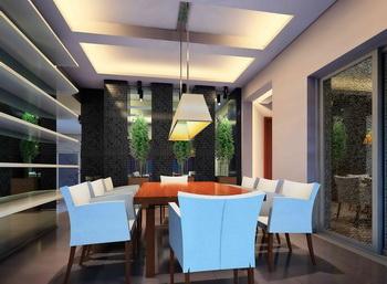 Natural and fresh sense dining room