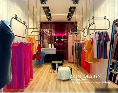 A Small Clothing Store Free Download