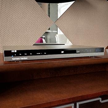 DVD Audio 3D model