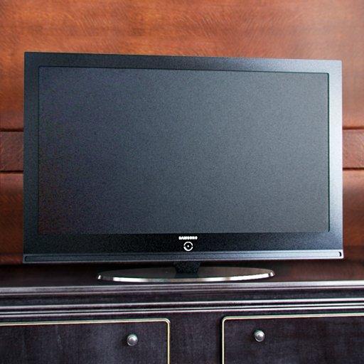 LCD TV 3D models