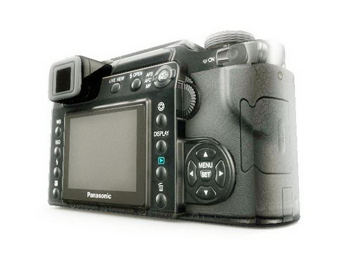 Panasonic Single Lens Reflex Camera Model