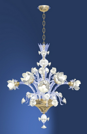Modern crystal chandelier Model-14