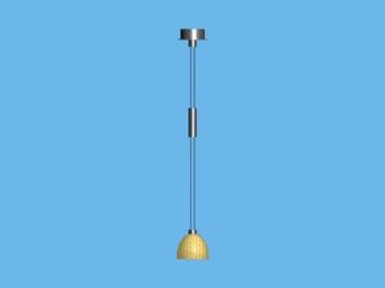 Modern minimalist iron chandelier