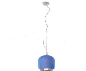 Blue Compact Ceiling lamp