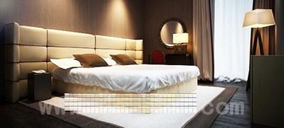 Modern style bedroom options