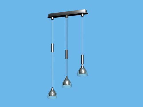 Simple modern pendant lamp