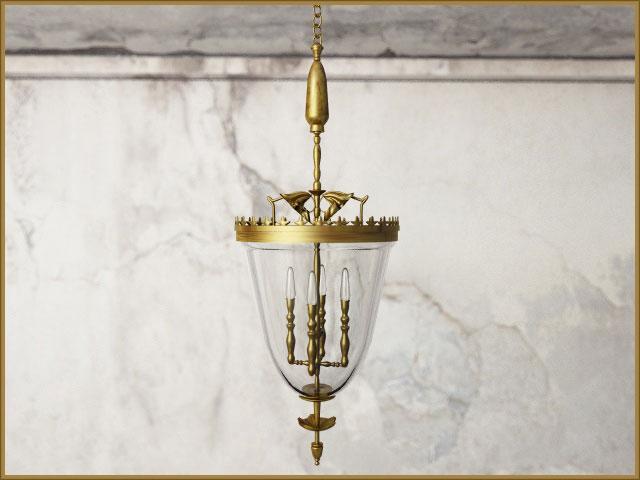 European aristocracy chandelier chains