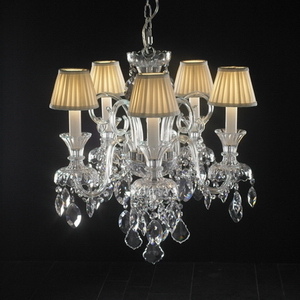 Modern crystal chandelier Model-43-5