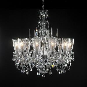 Modern crystal chandelier Model-36