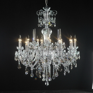Modern crystal chandelier Model-32 Free Download