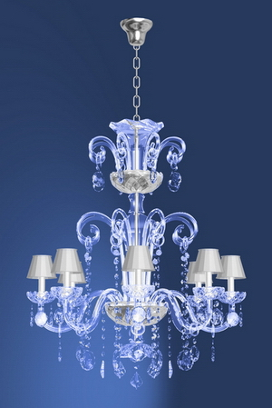 Modern crystal chandelier Model-30