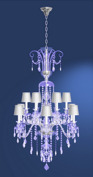 Modern crystal chandelier Model-28