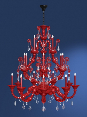 Modern crystal chandelier Model-24