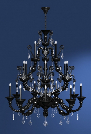 Modern crystal chandelier Model-23