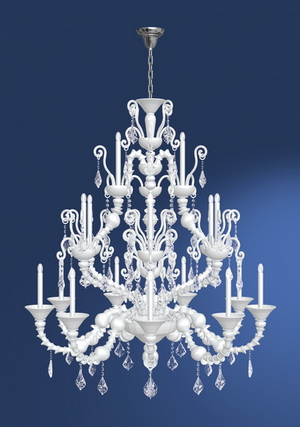 Modern crystal chandelier Model-22