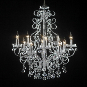 Modern crystal chandelier Model-18
