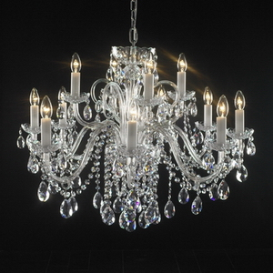 Modern crystal chandelier Model-12