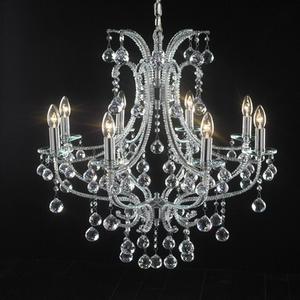 Modern crystal chandelier Model-10