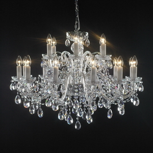 Modern crystal chandelier Model-6