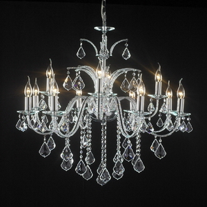 Modern crystal chandelier Model-4