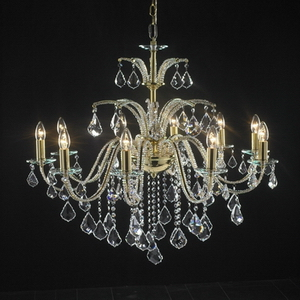 Modern crystal chandelier Model-3